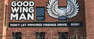 'Be a Good Wingman' Tackles Impaired Driving
