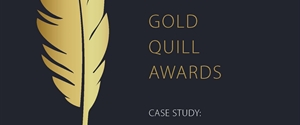 White paper: Gold Quill Award-winner helps create an effortless customer experience