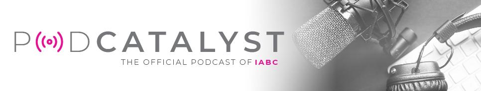 IABC Podcast Banner